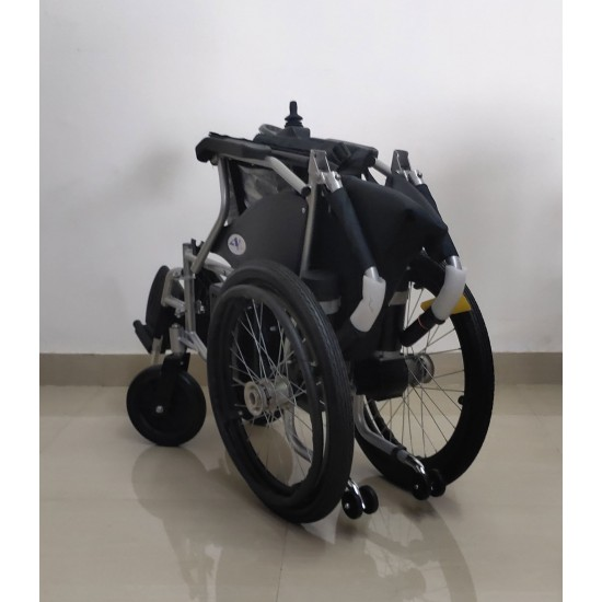 Folding Power Wheelchair