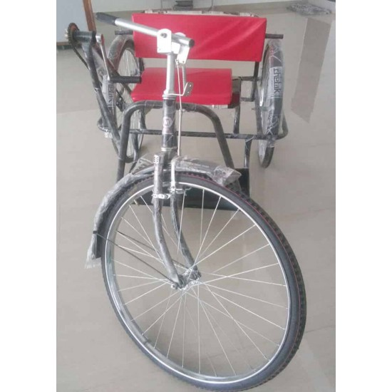 Handicap Tricycle Single Hand Drive