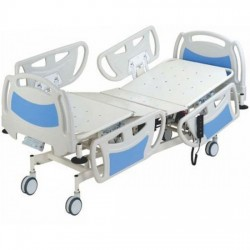 Hospital Bed ICU Hi-Low Motorized - Three Functions