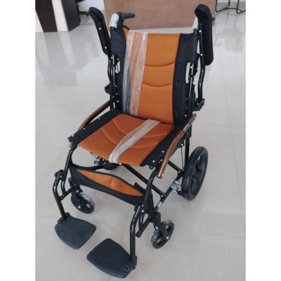 Ryder 12 Aluminium Wheelchair