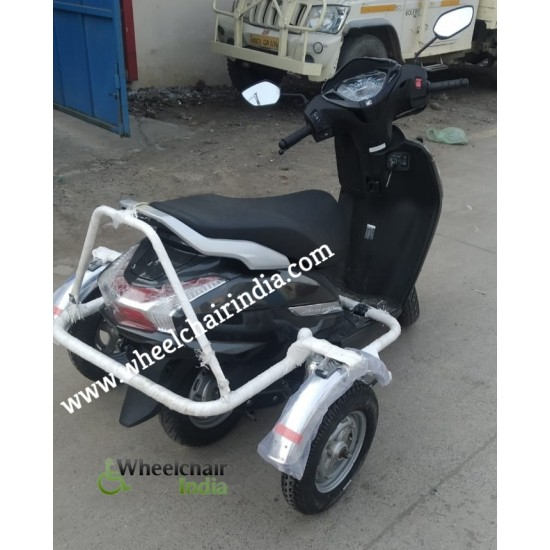 Side Wheel Attachment Kit For New Honda Activa 125 BS6